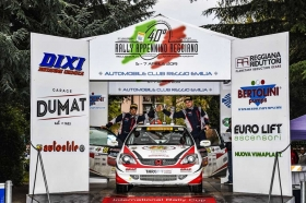 40° Rally Appennino Reggiano -    AT Racing.it